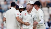 Southampton Test: Ben Stokes accidentally punches Adil Rashid during wicket celebration
