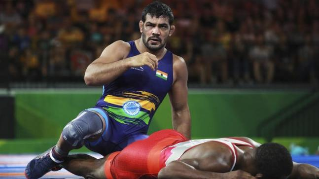 Jitendra Kumar will compete in the 74kg category instead of Sushil Kumar