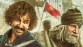 Aamir Khan and Amitabh Bachchan in Thugs of Hindostan