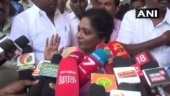Co-passenger's anti-BJP slogans leave party's Tamil Nadu chief fuming