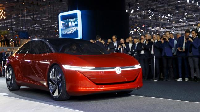 The Vw Group Which Includes Skoda Seat Audi And Porsche Brands
