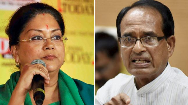 Political Stock Exchange: Raje's stock slips, Chouhan holds his own