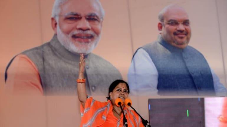 rajasthan election 2019 BJP