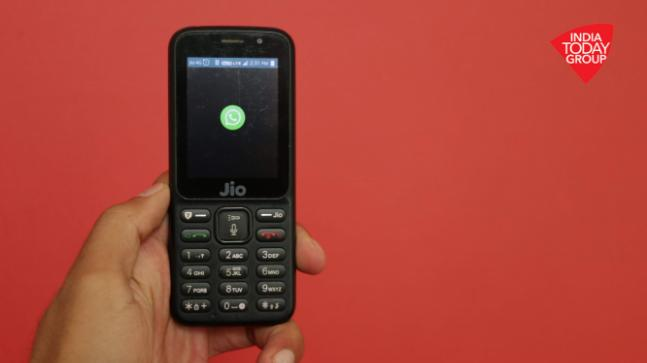 WhatsApp on JioPhone review: Finding joy in little things