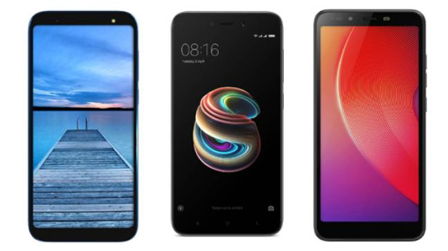 b399d97c490 Micromax Yu Ace vs Xiaomi Redmi 5A vs Infinix Smart 2: The best Rs ...