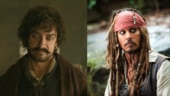 Aamir Khan copies Thugs of Hindostan look from Johnny Depp in Pirates of the Caribbean