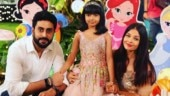 Abhishek Bachchan said that Aaradhya will be fine watching him and Aishwarya Rai Bachchan together in Gulab Jamun.