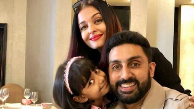 Abhishek Bachchan is worried about the constant media glare on Aaradhya.