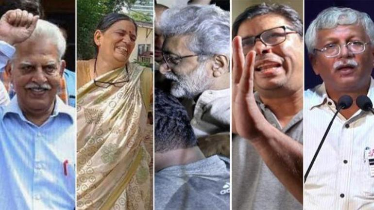 Bhima Koreagon: Supreme Court refuses to interfere in arrests of 5 rights activists