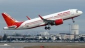 Air India airlines Photo: Reuters