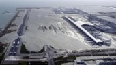 Typhoon Jebi kills at least 9 in Japan, boats move tourists from flooded airport