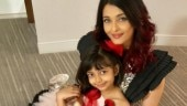 Abhishek Bachchan credited his wife Aishwarya Rai Bachchan for keeping their daughter Aaradhya grounded.