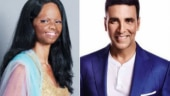 Akshay Kumar gives Rs 5 lakh to unemployed acid attack survivor