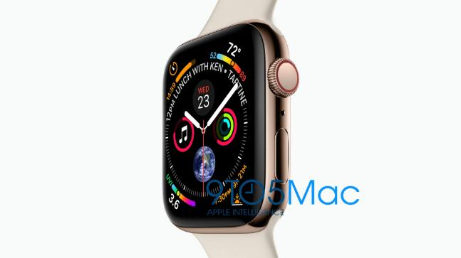 Apple Watch Series 4 to feature a higher resolution display