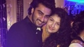 Arjun Kapoor penned an emotional note for sister Anshula.
