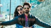 Shahid Kapoor and Shraddha Kapoor in a still from Batti Gul Meter Chalu