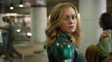 A still from Captain Marvel