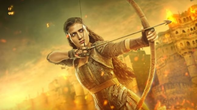 Thugs of Hindostan: After Amitabh Bachchan, Meet Fatima Sana Shaikh as Zafira