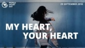 World Heart Day 2018: Know about the cardiovascular diseases which continue to be the leading cause of death worldwide