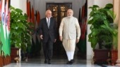 Afghan President Ghani and PM Modi assessed the ground covered in India-Afghanistan relations. (Photo: Twitter/@narendramodi)