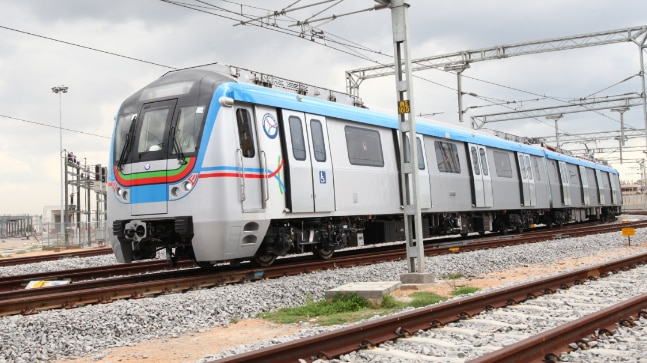 Hyderabad metro rail services to start today: Facts about the