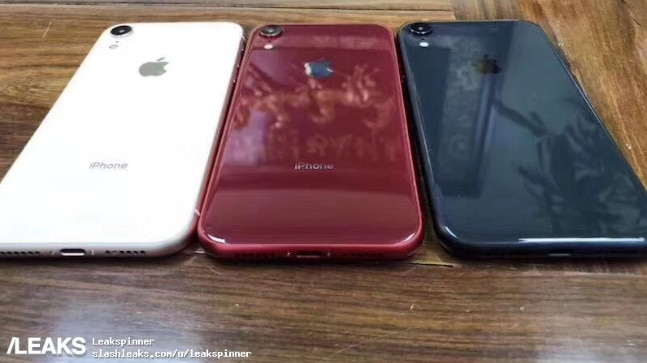 Apple iPhone XS, iPhone XC, MacBook, iPad Pro price and specs leaked