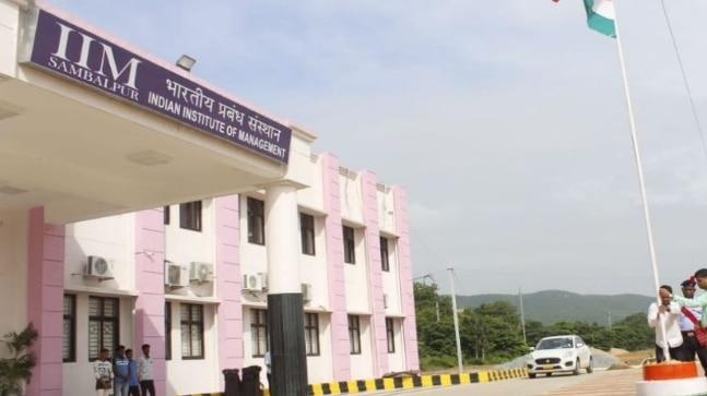IIM Sambalpur hostel crisis. Image Credits: IIM-S official website
