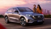 The EQC gets the same basic design and the standard five-door layout of the earlier concept which we saw in 2016.