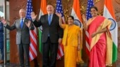 2+2 dialogue: India, US plan to work towards resolving maritime disputes