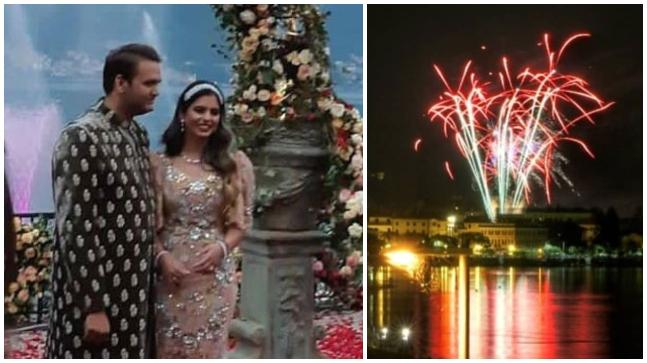 Isha Ambani and Anand Piramal got engaged in a dreamy ceremony over the weekend at Lake Como in Italy