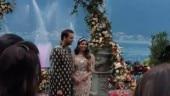 What Isha Ambani and Anand Piramal wore on engagement day in Italy