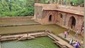 Monsoon in Mandu
