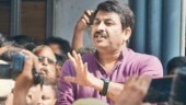 Delhi BJP chief Manoj Tiwari