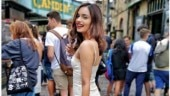Manushi Chhillar posts unmissable throwback photo with cute fan