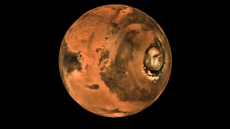 Image result for ISRO mars orbiter completes 4 years