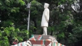 SP, Congress protest shifting of Nehru statue in Allahabad