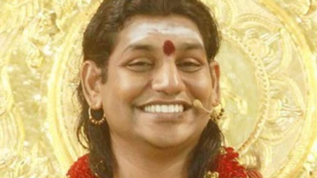 Swami Nithyananda: I can make cows speak in Tamil and Sanskrit