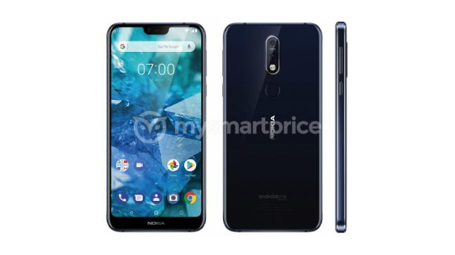 best sneakers ed765 94f3d Nokia 7.1 Plus launch expected on October 4: Specs, price and ...