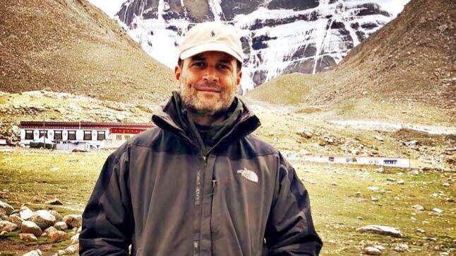 Kailash Mansarovar Yatra: Rahul Gandhi treks 34 kms on foot over 13 hours