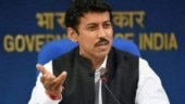 Rathore comes out in complete defence of government