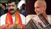 BJP MLA Ram Kadam shares fake Sonali Bendre death news. Gets blasted