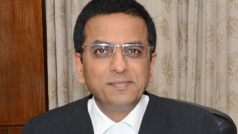 Image result for justice dy chandrachud
