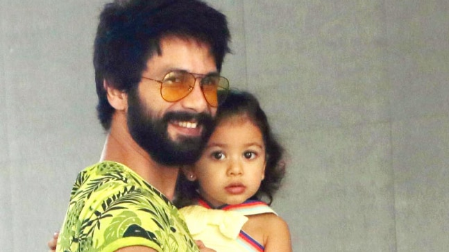 Shahid Kapoor opens up on paparazzi culture.