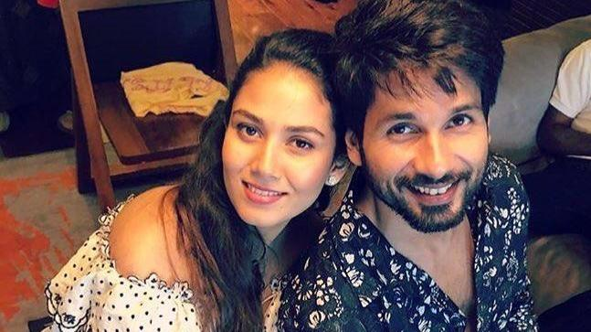 Bollywood star Shahid Kapoor, wife Mira welcome baby boy