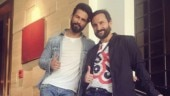 Shahid Kapoor challenges Saif Ali Khan, asks him to 'watch out'