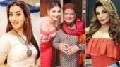 Shilpa, Jasleen,Anup and Rakhi