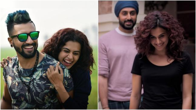 Vicky Kaushal, Taapsee Pannu and Abhishek Bachchan have been winning compliments for their performance in Anurag Kashyap's Manmarziyaan