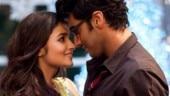 When Arjun Kapoor said that he really liked kissing Alia Bhatt