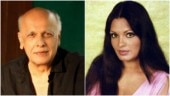 Mahesh Bhatt and Parveen Babi's love story is one which does not have a happy ending.