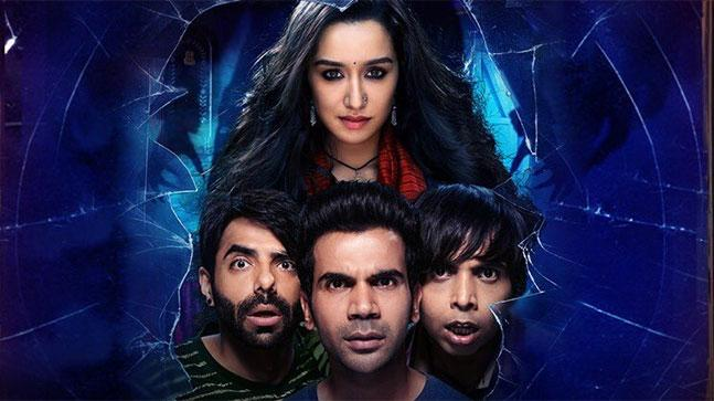 Stree poster: The film reverses the depiction of women in horror movies
